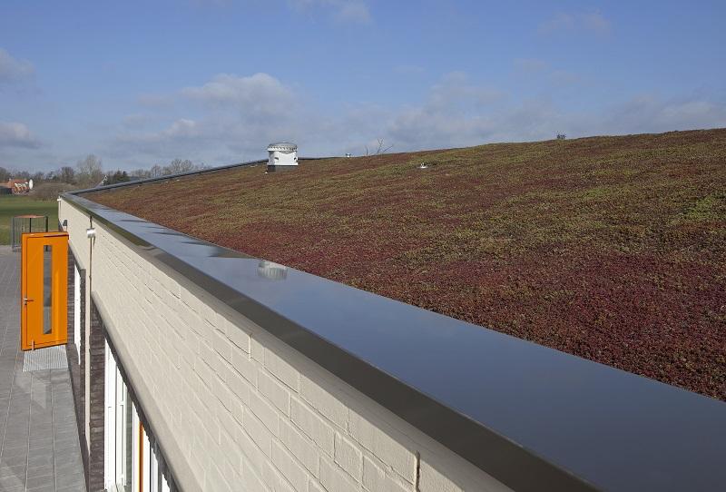 Groendak kan deel uitmaken van integrale dakconstructies