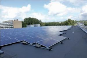 zonnepanelen of PV panelen